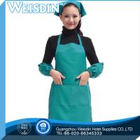 Quality Twill weave advertising cheapest exporter for disposable kitchen apron for sale