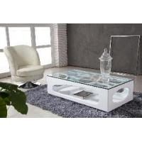 Buy cheap Modern Coffee Table (Wood&Glass) 080# product
