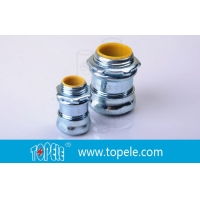 Buy cheap Steel UL Standard Emt Conduit Connector For Electrical Contrustion product