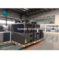 China Low Noise Air Source Heat Pump Central Heating / Hot Water Heat Pump Equipment on sale