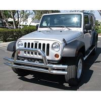Buy cheap Black Jeep Wrangler Front Bumper product