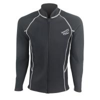 Buy cheap 2mm Flexible Neoprene Surfing Wetsuit Jacket Top Super Stretching product