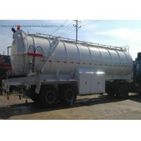 Quality 2 Axles Sewer Vacuum Suction Semi Trailer For Off Road And Oil Field Operation 20000L for sale