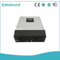 Buy cheap 48VDC Solar Panel Inverter Pure Sine Wave With Charger , 4 / 5KW Solar System Inverter product