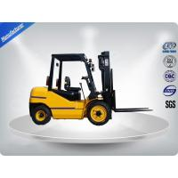 China Alloy Steel Powered Pallet Truck / Distribution Centers Reach Truck Forklift wholesale