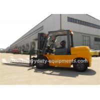Buy cheap Sinomtp FD50 Industrial Forklift Truck 5000Kg Rated Load Capacity With ISUZU Diesel Engine product