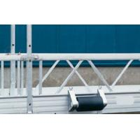 Buy cheap Professional Safe Lock Suspended Access Platform with Electrical Driven Climbing product