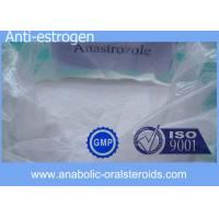 Quality Breast Carcinoma Cancer Treatment Anti Estrogen Steroids Anastrozoles Arimidex for sale
