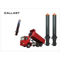 Buy cheap Hyva Single Acting Telescopic Hydraulic Cylinders For Agricultural Farm Truck product