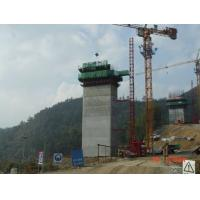 Quality High building Steel auto climbing formwork system For Vertical Wall and Arced for sale