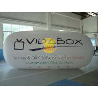 Buy cheap Waterproof Huge Printed Helium Balloons with Two Sides Digital Printing for Advertising product
