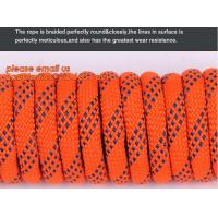 Buy cheap 6mm accessory cord climbing rope nylon 66, high strength fire escape safety climbing rope product