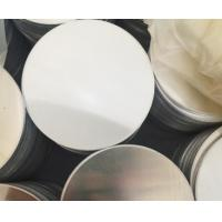 Buy cheap H12 Aluminum Disk Blanks High Weather Resistance For Cookware Pan Sets product
