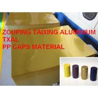 China AA8011 aluminium sheet for pilfer proof caps dc quality on sale