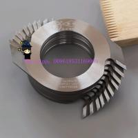 Buy cheap 160x4.0x70x2t finger jointing cutter from wholesalers