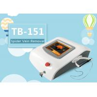Buy cheap High Frequency Needles Spider Vein Removal Machine , Red Blood Vessel Removal product