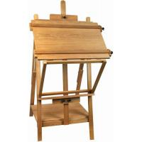 Buy cheap Portable Table Top Painting Easels For Large Frame , Tabletop Drawing Board Easel 128cm Height product
