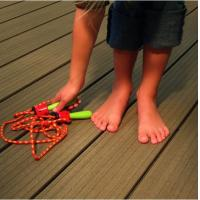 Buy cheap outdoor portable co-extrusion wpc decking, CE/ISO wpc decking floor product
