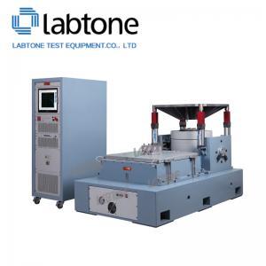 Buy cheap Advanced Vibration Test Equipment Vibration Test Table Meet JIS D 1601 from wholesalers