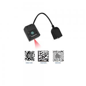 Buy cheap 1D 2D OCR MRZ Datat Matrix Industrial Fixed Barcode Scanner LV3000H product