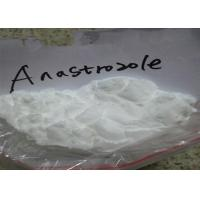 Quality Cutting Cycle Anti Estrogen Steroids Anastrozole / Arimidex CAS 120511-73-1 Without Side Effects for sale