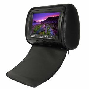 China Black  OSD, IR, FM, Games, Joysticks 8GB - 16GB Portable DVD Player Car Headrest With Wide Angle on sale