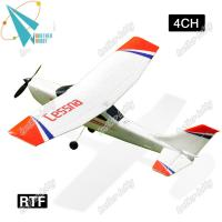 Buy cheap RTF Cessna 4CH EPP Electric rc airplanes model rc glider product