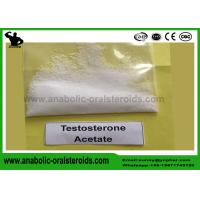 Buy cheap Muscle Growth Testosterone Steroid Testosterone Acetate CAS 1045-69-8 product