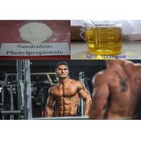 Buy cheap Nandrolone Steroid Nandrolone Phenylpropionate 100mg/ml Light Yelloe Oil CAS 62-90-8 product