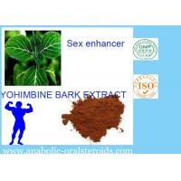 Quality Yohimbine HCl (Extract) Male Sex Hormone Treatment of Male Impotence and Sexual Dysfunction for sale