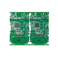 Buy cheap 6 Layers Multilayer PCB Board FR4 With Impedance Control ENIG product