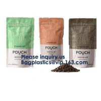 Buy cheap Side Gusset Bag with Spout Flat Side Seal Bag with spout Retort Pouch Vacuum Packaging Fruit & Vegetable Packaging product