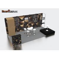 Buy cheap 20x10 Size Trade Show Stall Exhibition Display Creative Trade Show Booths product