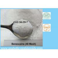 Buy cheap Pain Killer Benzocaine Local Anesthetic Agents Benzocaine CAS 94-09-7 Ethyl 4-Aminobenzoate product