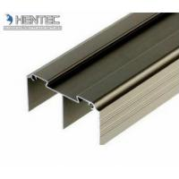 Buy cheap Finished Mchining Standard aluminium extrusion profiles GB / 75237-2004 product