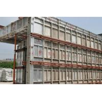 Buy cheap Corrosion Resistance Hardness Aluminium Industrial Profile T5 , T6 Annealing Treatment product