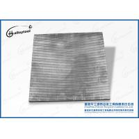 Buy cheap Wear Resistance Woodworking Tungsten Carbide Plate For Steel Or Rod Dies YG6X product