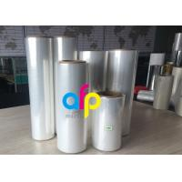Buy cheap Soft Polyolefin Shrink Wrap Film , Transparent Polyolefin Heat Shrink Film product