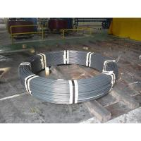 Buy cheap Oiled tempering spring steel wire product