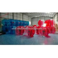 Buy cheap Large Funny Inflatable Human Soccer Bubble Ball For Football Body Bumper product
