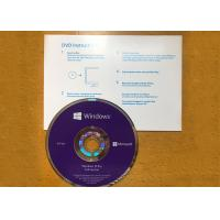 Quality 100% Workable Windows 10 Professional DVD , Genuine Win 10 Pro License Key for sale