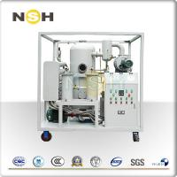 Buy cheap High Voltage Transformer Oil Purifier Insulation Oil Treatment Plant product
