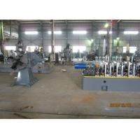 Buy cheap Durable Stainless Steel Pipe Production Line / Tube Making Machine product