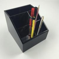 Buy cheap acrylic pen holder wholesale with available price product