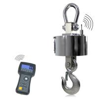 Buy cheap Industrial Wireless Digital Hanging Weighing Scale 3 - 50T With Remote Control product