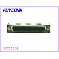 Buy cheap Centronic 24 Pin Right Angle Champ Connector , DDK Female PCB Connector from wholesalers