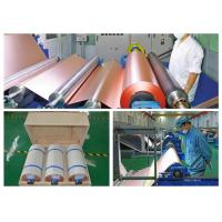 Buy cheap 70um Electrolytic PCB Copper Foil 3 / 6 Inch Roll Internal Diameter product