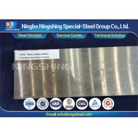 Buy cheap Hot Rolled O1 / 1.2510 / SKS3 Precision Ground Steel Flat Bar Cold Work Tool Steel product
