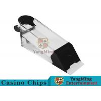 Buy cheap Professional 8 Decks Playing Card Shoes For Blackjack Poker Casino Games product