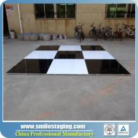 Buy cheap Multi-color dance floor,used dance floor for sale portable dance floor craigslist product